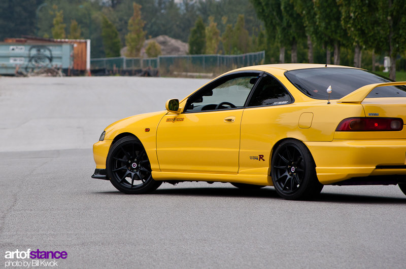 AOS Raffle Winner 2 – Acura Integra Type-R