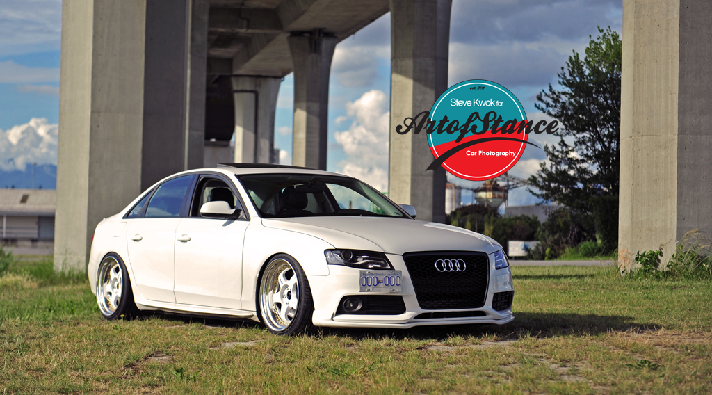 White Nights 2010 Audi A4