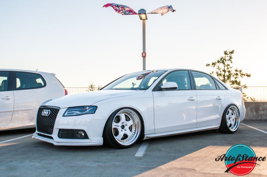 White Nights – 2010 Audi A4